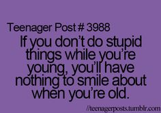 teenager post #3988