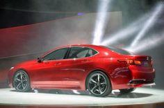 2015 Acura TLX price