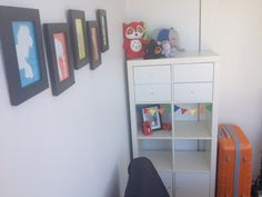 The work on bub's room has started