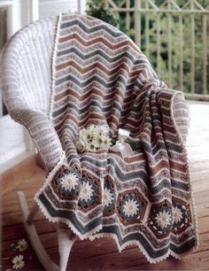 Picture of Ripple Afghans