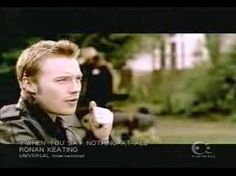 Ronan Keating - Boyzone - When You Say Nothing At All
