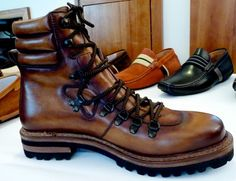 The latest in attire, gear, products---that impact what we wear, how we look, what we want. Leather Men, Leather Boots, Men's Shoes, Dress Shoes, Shoe Boots, Caterpillar Boots, Mens Boots Fashion, Winter Shoes, Luxury Shoes