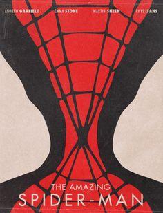 The Amazing Spider-Man by Jonas Ståhl
