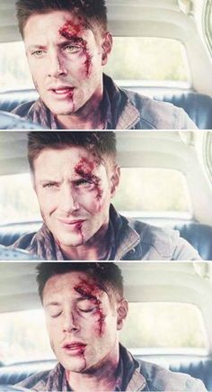 """Bloody Dean <<< More like """"Bloody hell I'm done w/ your shit.""""<<<most like """"yes...my Baby still runs..."""""""