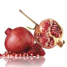 Ingredient Spotlight: Pomegranate Extract. This potent antioxidant protects skin from damaging effects (think wrinkles and age spots) of free radicals.  It also boosts sunscreen protection and acts as a natural preservative.  Pomegranate is in a multitude of products such as our Pommisst Hydration Spray, Bronzers, Dream Tint Tinted Moisturizer, Amazing Base Loose Minerals and PurePressed Base Minerals!