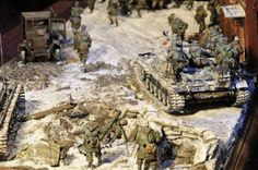 Dioramas and Vignettes: On the Kharkov direction, photo #2
