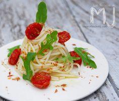 Pasta veraniega / Summer pasta