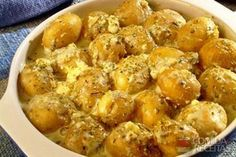 Receita de Salada de batata saboroso - Comida e Receitas