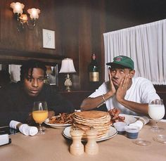 Find images and videos about breakfast, asap rocky and tyler the creator on We Heart It - the app to get lost in what you love. Tyler The Creator, Photo Wall Collage, Picture Wall, Asap Rocky Tumblr, Pretty Flacko, A$ap Rocky, Flower Boys, Aesthetic Pictures, Aesthetic Wallpapers
