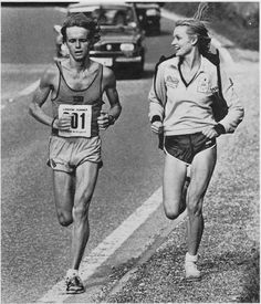 Bruce Fordyce set the 50 miles road record of 4:50:51 at Chicago in 1984. The record still stands today. Here is an interview from December 1984 Issue of ...