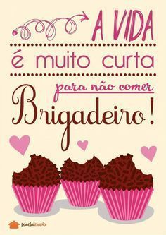 Poster A vida é haha' Cake Logo, Decoupage Vintage, Hand Lettering, Diy And Crafts, Food And Drink, Logos, Messages, Humor, Instagram