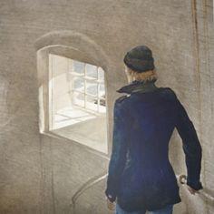"Andrew Wyeth - ""Reefer"",1982"
