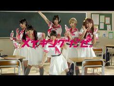 Dempagumi.inc / でんぱ組.inc - キリン メッツ 「恋のライチ」篇 メイキング - commercial making of video