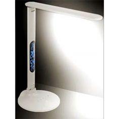Lampe de bureau à LED de voyage rechargeable+ Torche LED
