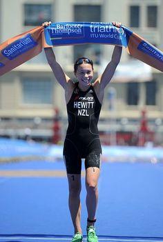 Andrea Hewitt - Triathlete