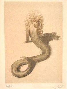 Lilith Abel EveandSnake Pann1950