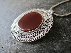 Hey, I found this really awesome Etsy listing at https://www.etsy.com/listing/168812369/jewelry-silver-necklace-carnelian-silver