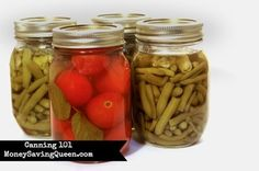 Canning 101: Tools You Need to Start Canning.