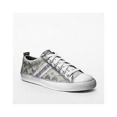 Coach Gibson Sneaker - Polyvore