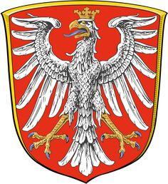 Wappen Frankfurt am Main - Francoforte sul Meno - Wikipedia Germany Tattoo, Imperial Eagle, Eagle Art, Anglo Saxon, Family Crest, Crests, Dark Ages, Illuminati, Astronomy