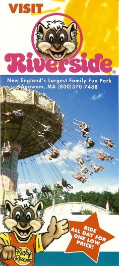 Riverside Amusement Park Agawam MA   Shane's Amusement Attic