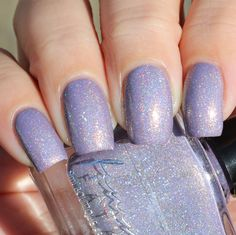 Femme Fatale Cosmetics Unicorn Treasure Trove swatched by Olivia Jade Nails