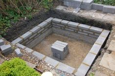 Small Koi Pond | koi pond design – constructing the koi pond the designed garden ...