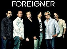 although not the true original band mick jones is the only one left- dude wearing the glasses- they still ROCK! 80s Music, Music Icon, Rock Music, Foreigner Band, Lou Gramm, Mick Jones, Kinds Of Music, My Favorite Music, Classic Rock