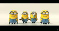 Despicable Me 2 - Official Teaser Trailer (2013) Minions! !!