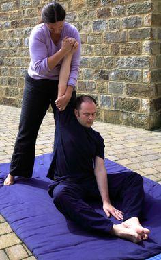 Exercises for Shoulder Burrsites
