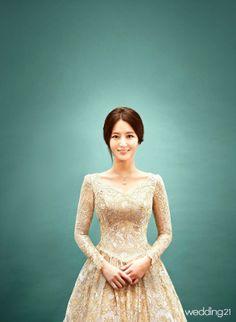 Im Jung Eun - Wedding21 Magazine March Issue 2014