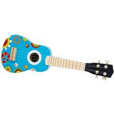Alex Toys My Music Ukulele, Multicolor