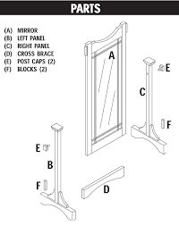 Image result for mission style cheval mirror Cheval Mirror, Mirrors, Arts And Crafts, Image, Style, Swag, Floor Standing Mirror, Art And Craft, Mirror