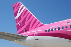 Delta   Pink Breast Cancer Awareness Airplane