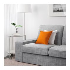 IKEA KIVIK three-seat sofa 10 year guarantee. Read about the terms in the guarantee brochure.