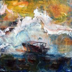 Glory Wave by Grace Carol Bomer