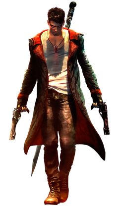 DmC: Devil May Cry - Dante by IvanCEs on DeviantArt