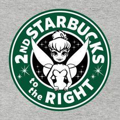 Tink + Starbucks