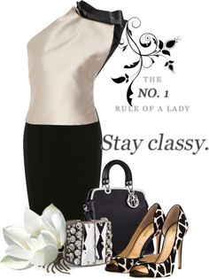 """""""Lanvin - Forever Classy"""" by flowerchild805 ❤ liked on Polyvore"""