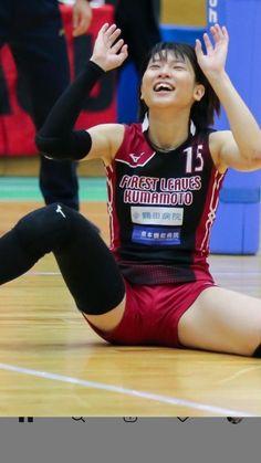 Volleyball Shorts, Women Volleyball, Sports Women, Sports Lady, Japan Woman, Kumamoto, Cosplay Outfits, Beautiful Asian Women, Athletic Women