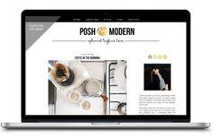 Posh & Modern Blogge