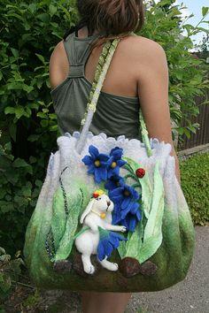 Buitengewoon, prachtige handtassen Catherine Tasminskoy. | Genieten van creativiteit