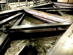 Large Wrought Iron Automated Gate Fabrication
