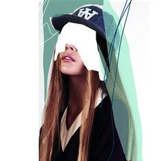 Editorial #Noctis Magazine #Illustration #Collage #WoodWood Sweater #fashion