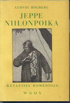 Jeppe Niilonpoika  KUVA Book Covers, Retro, Books, Libros, Book, Retro Illustration, Book Illustrations, Cover Books, Libri