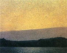Tom Thomson Dawn