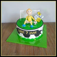 Soccer-Cake Voetbal-taart