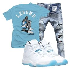 Designer Clothes, Shoes & Bags for Women Dope Outfits For Guys, Swag Outfits Men, Stylish Mens Outfits, Nike Outfits, Sport Outfits, Cool Outfits, Hype Clothing, Mens Clothing Styles, Big Men Fashion