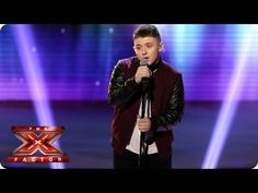 Nicholas McDonald sings Someone Like You by Adele - Live Week 6 - The X ...