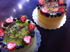 """6"""" Cakes. Only $19.00 Tax Included.   Feeds 6 Adults. www.wagamamapastries.com"""